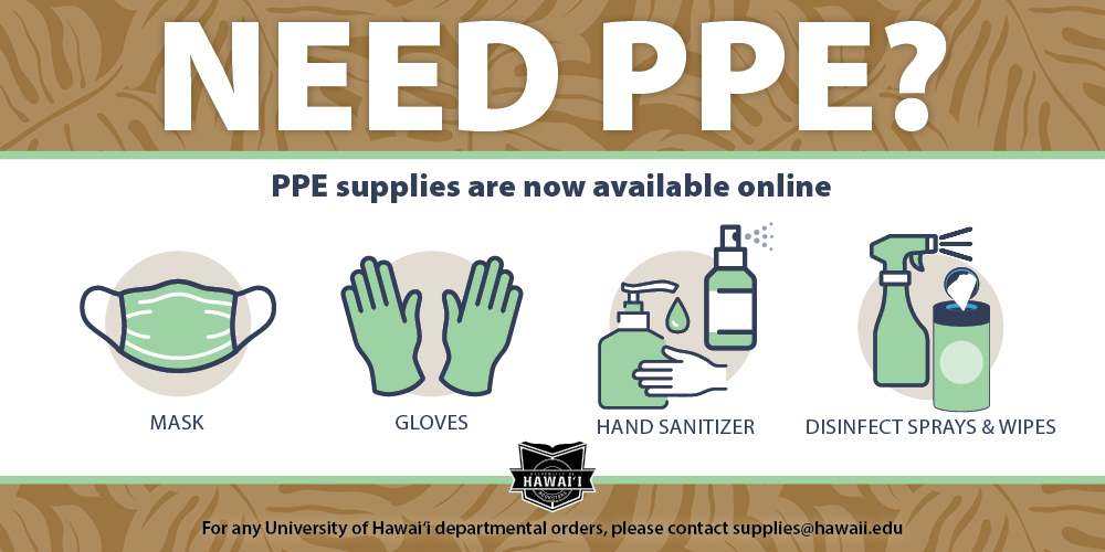 Order your PPE