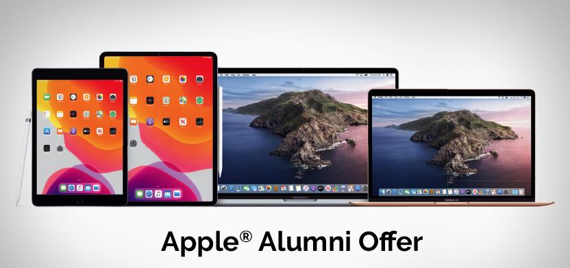 Apple Alumni Offer