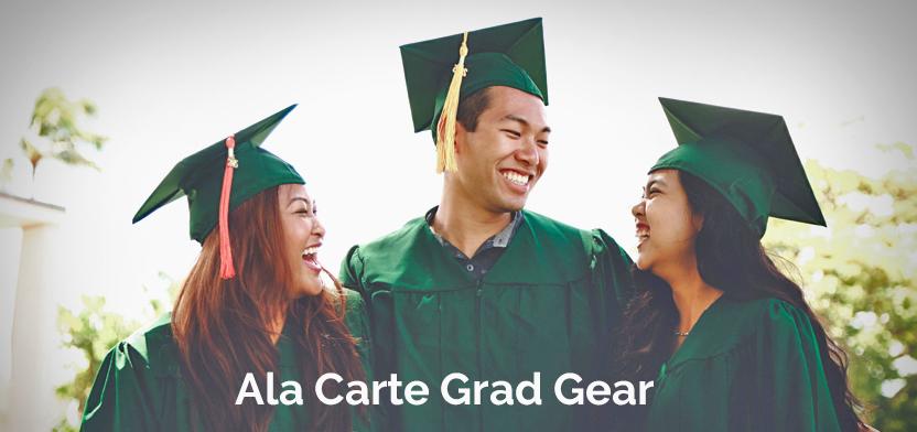 Ala Carte Grad Gear