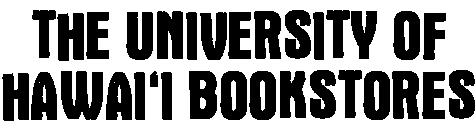 University of Hawai'i Manoa Bookstore logo