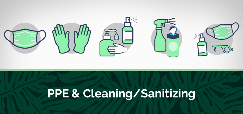 PPE & Cleaning Supplies
