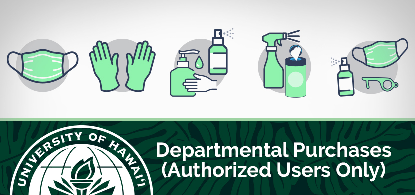 Departmental Purchases - Authorized Users Only