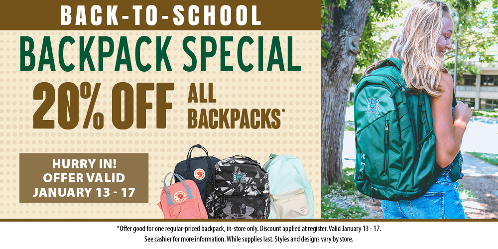 Backpack Sale