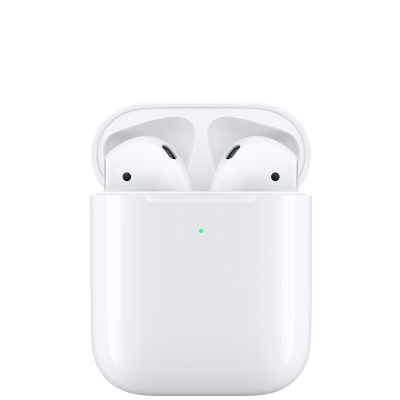 airpods with wireless charging case upgrade: +$40
