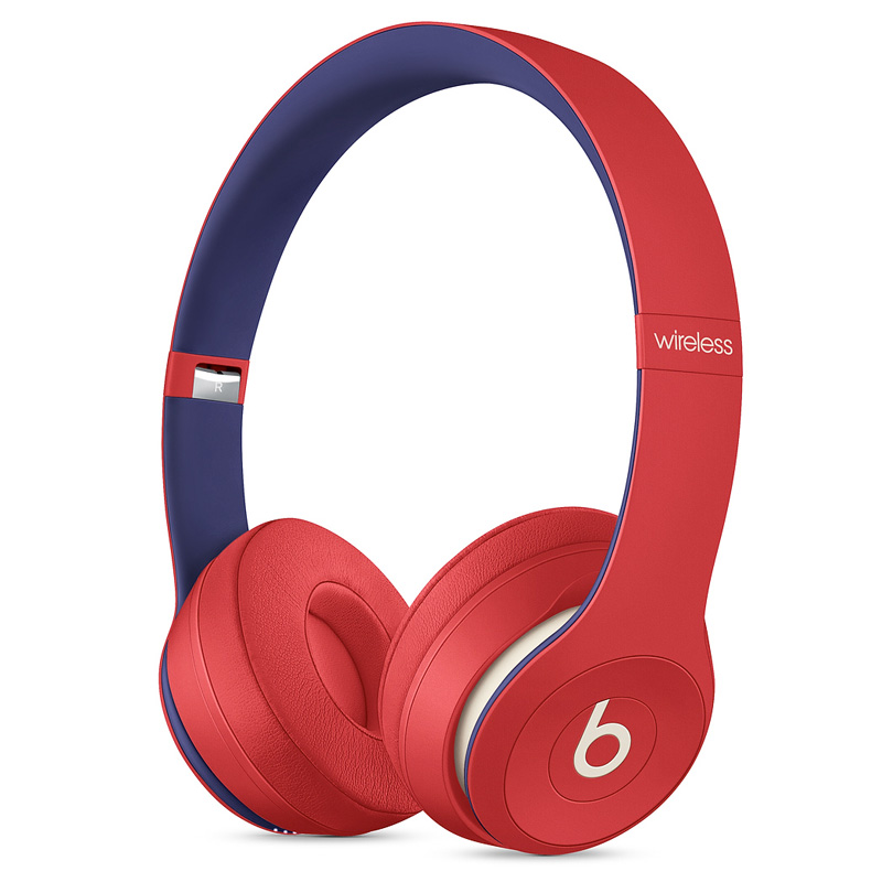 beats solo3 - red