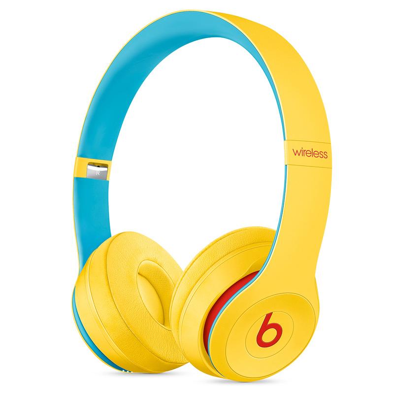 beats solo3 - yellow