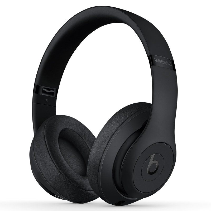 beats studio3 - matte black