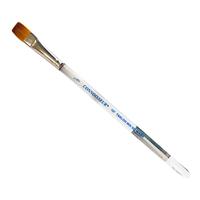 Brush Connoisseur Series107 Flat Taklon Mix Wash