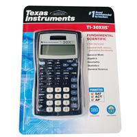 Calculator TI-30XIIS