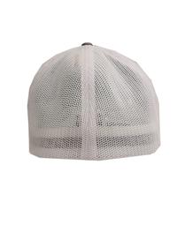 Heat Pressed Seal Logo Stretch Fit Hat