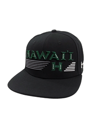Under Armour Hawai'i Lines Flatbill Hat
