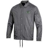 Champion H Logo Coaches Button Jacket