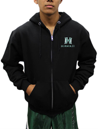 Champion H Hawai'i Hooded Full Zip
