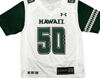 Under Armour Football Jersey #50