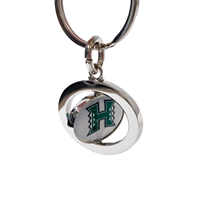 Keychain Spinner H Logo