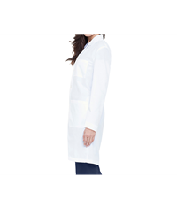 White Lab Coat - Unisex