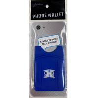 H Logo Phone Wallet w/ Finger Slot
