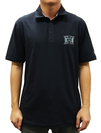 Under Armour Charged Cotton H Logo Polo