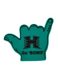 H Logo 2 Sided Shaka