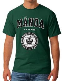 UH Manoa Alumni Seal Shirt