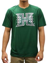 Core H Logo Moisture Wicking Dri-fit Shirt