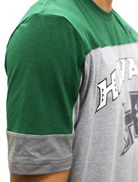 Under Armour Tri-Color Blocked Shortsleeve Shirt