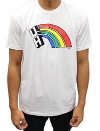 Vintage UH Retro Rainbow Shirt