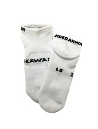 Under Armour Hawai'i White No Show Socks