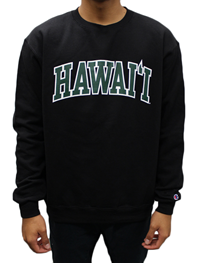 Arch Hawaii Core Crew Sweater