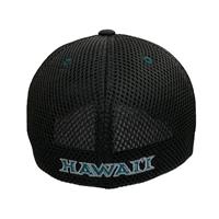 Zephyr H Logo Oakland Fitted Hat