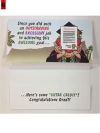 Maile Way Grad Cards 3 3/8